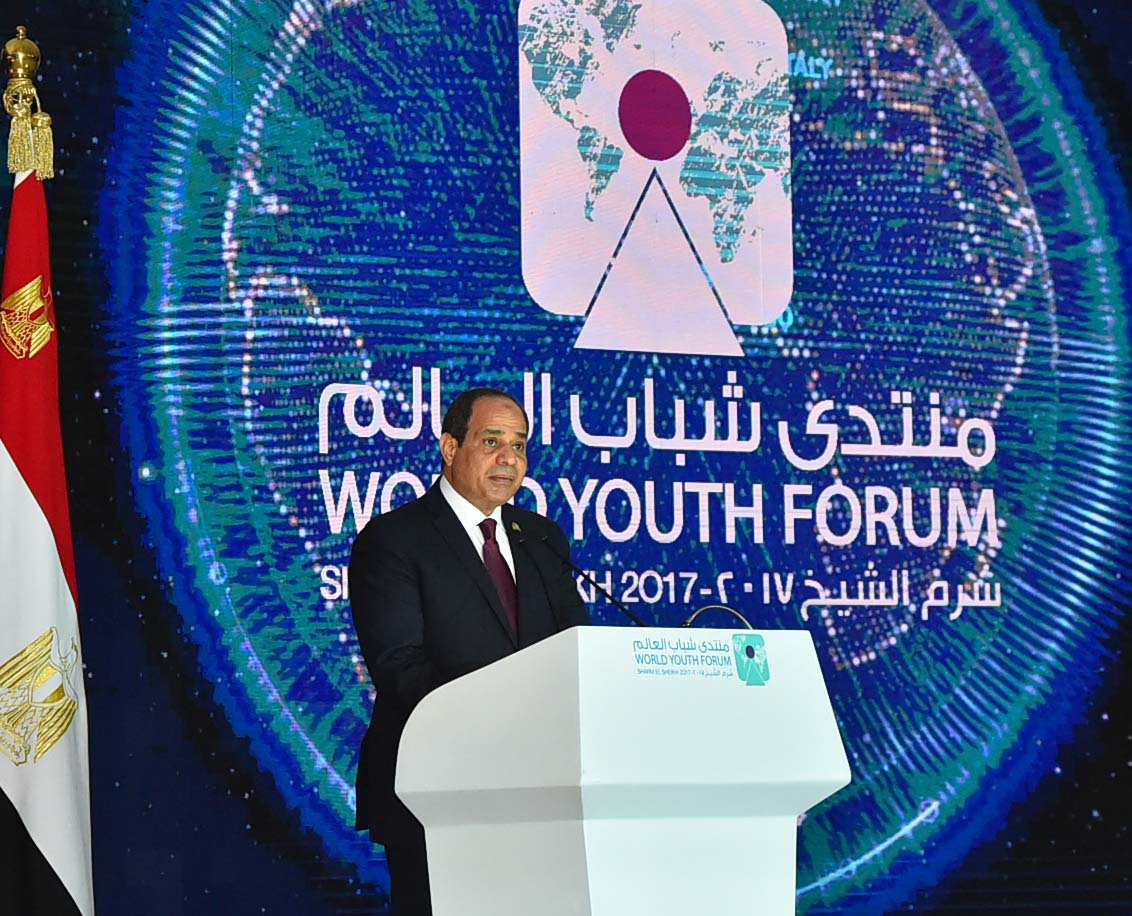 Sisi Calls for Halting Religious Provocations